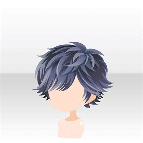 anime hairstyles for boys 8 best short spiky hairstyle images on pinterest hair