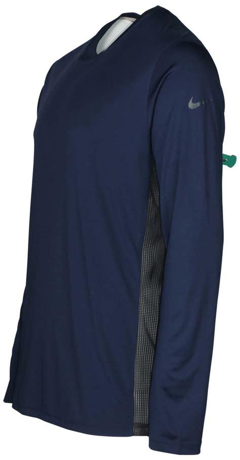 T Shirt Nike Dri Fit Football Sleeve 100 Original 2 nike s dri fit speed legend sleeve football t shirt