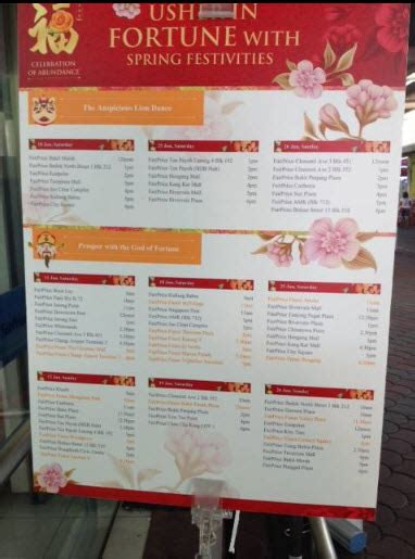 new year ntuc opening hours fairprice opening hours during new year 2014