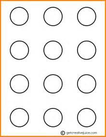 Printable Macaron Template by Doc 585759 Macaron Template 9 Printable Macaron