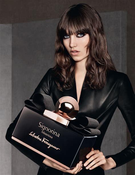 Fashion Signorina Backpack 8771a look salvatore ferragamo s new fragrance signorina