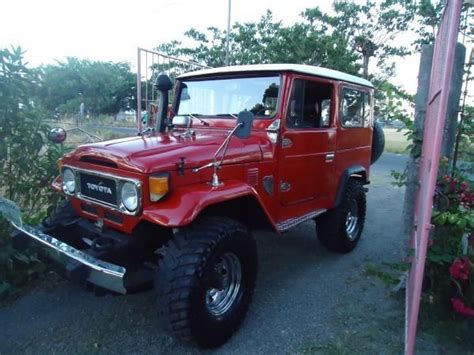 4x4 Jeep For Sale Philippines Toyota Landcruiser 84 4x4 Diesel For Sale From Nueva Ecija