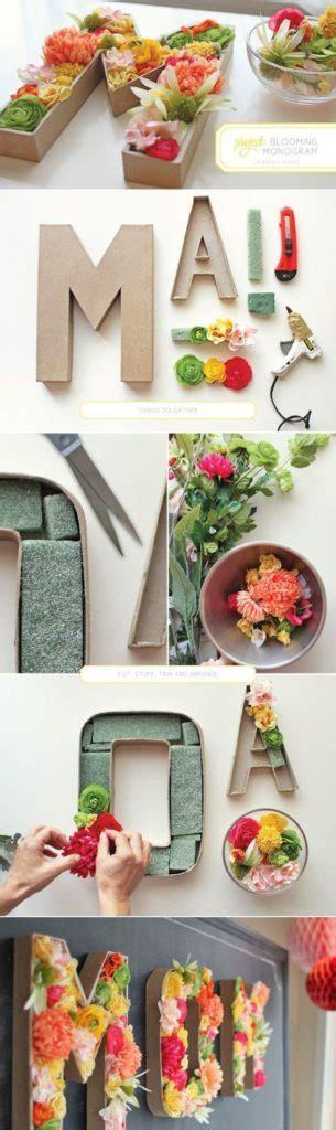 Bloomen Flowers Diy by Diy Blooming Monogram Jodeze Home And Garden