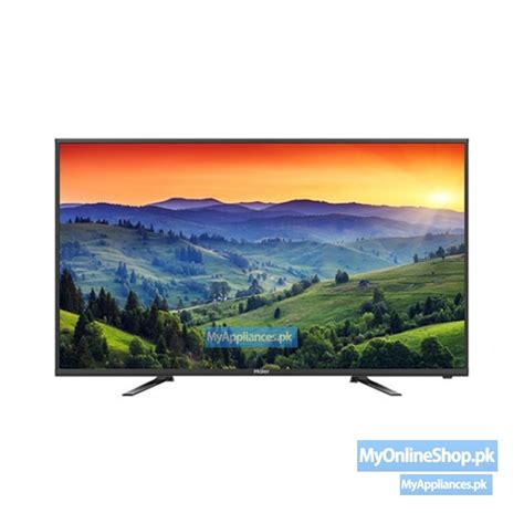 Lcd Tv Haier 32 Inch buy haier 32 inch led tv le32b8000 in pakistan rs 31140 haier led haier 32 inch led tv