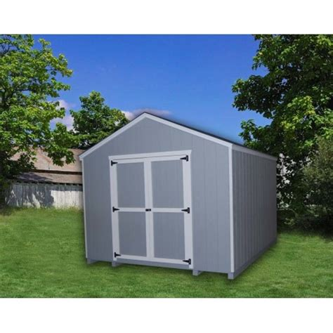 cottage company gable    storage shed kit