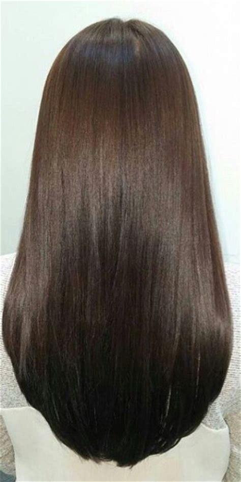 hair that is cut rounded in the back модные стрижки причёски и укладки для длинных волос 2017