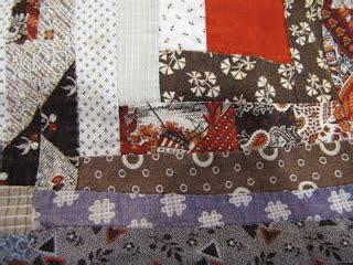 Textile Time Travels 1876 Centennial Preprinted Patchwork