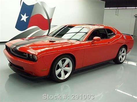 how to fix cars 2008 dodge challenger navigation system purchase used 2008 dodge challenger srt 8 first hemi sunroof nav 63k texas direct auto in