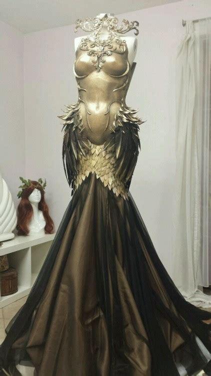 Dress Amour armor dresses