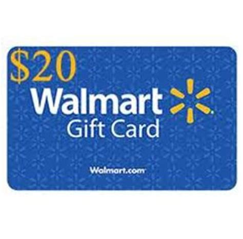 free 20 dollar walmart gift card gift cards listia com auctions for free stuff - Free 20 Dollar Gift Card