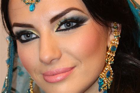 makeup tutorial jasmine exotic arabic makeup princess jasmine make up