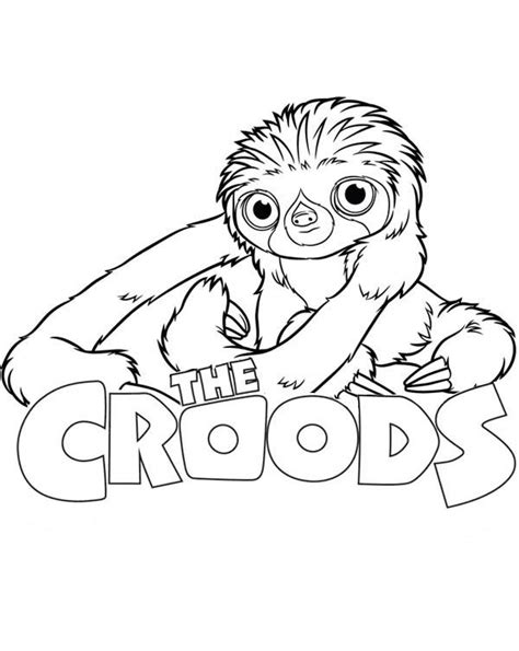 1 sloth coloring book best sloth coloring book for adults animals coloring book about sloths volume 1 books affordable find this pin and more on sloth the croods