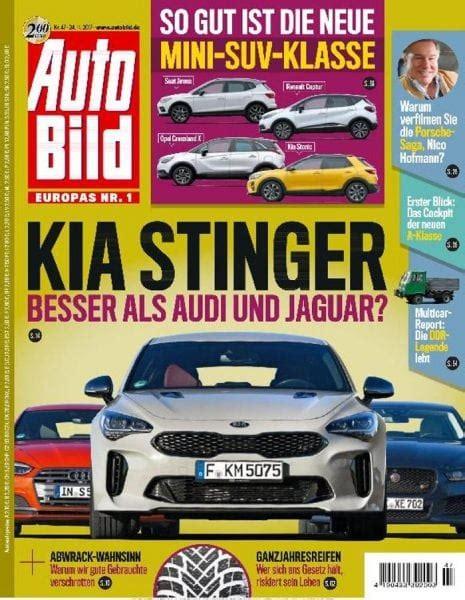 Auto Bild 24 2017 auto bild schweiz 24 november 2017 pdf download free