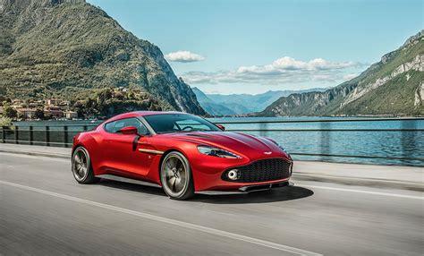 Aston Martin Vanquish V12 Aston Martin Unveils Limited Edition Vanquish Zagato
