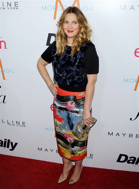 Drew To Front Fashion Caign by Drew Barrymore Rihanna Kerry Washington Et Drew