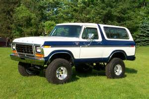 1978 ford bronco 03 cars motorcycles