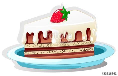clipart torta quot fetta di torta clip cake slice vector quot stock image