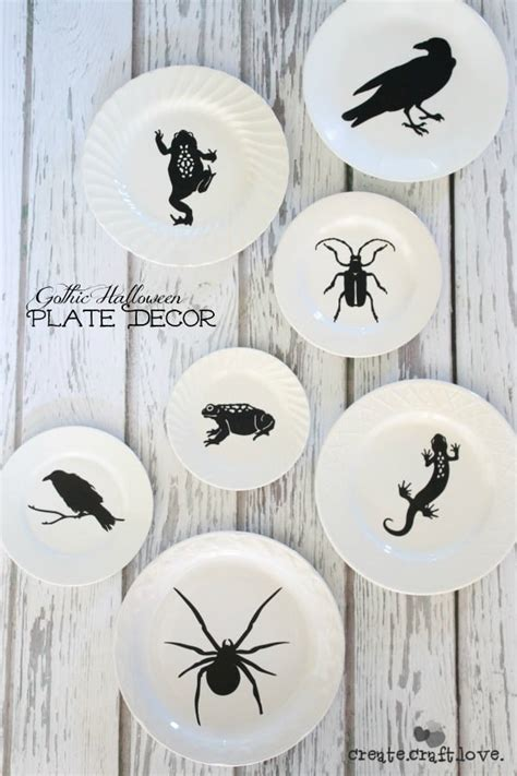 8 Scary Dishware For Your by Plate Decor
