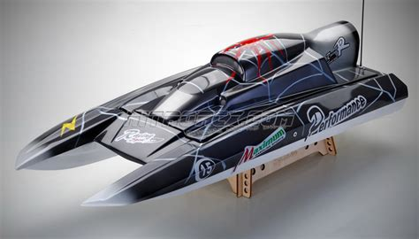 running boat engine out of water exceed racing fiberglass spider 26cc gas powered artr