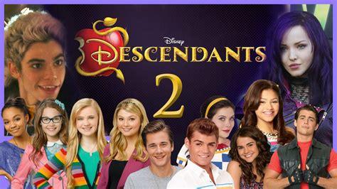 descendants  auditions  disney channel