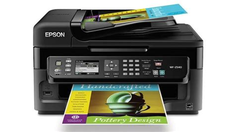 five best home printers