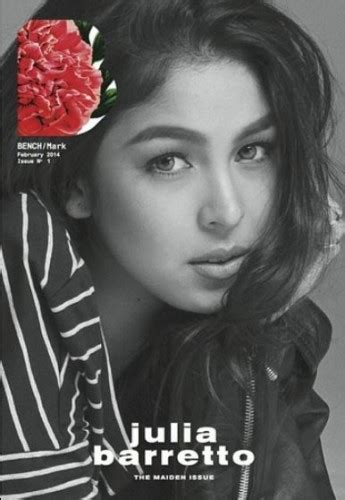julia barretto bench julia barretto cover girl of bench mag benchmark maiden