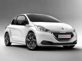 Peugeot Hybrid Iaa Preview Peugeot 208 Hybrid And 308 R Concept