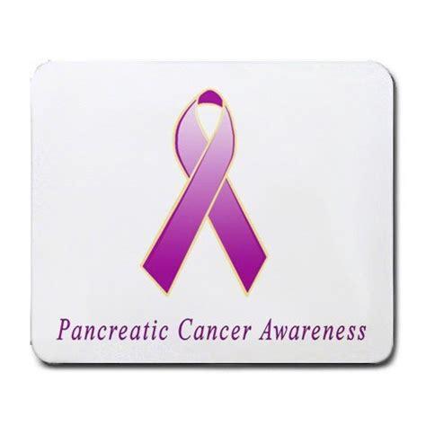 pancreatic cancer ribbon color pancreatic cancer ribbon