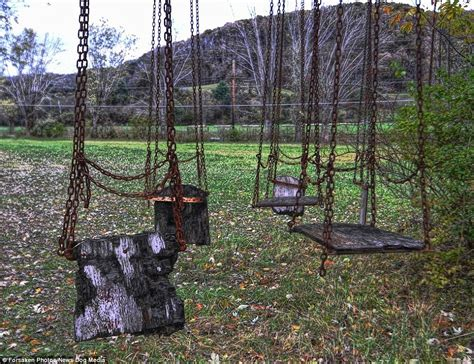 swing virginia attraction built on indian burial ground has been