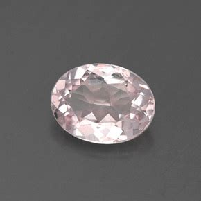 Light Pink Morganite 6 62ct 1 1ct light pink morganite gem from afghanistan