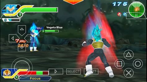mod game ppsspp dragon ball z tenkaichi tag team mod v11 ppsspp iso free