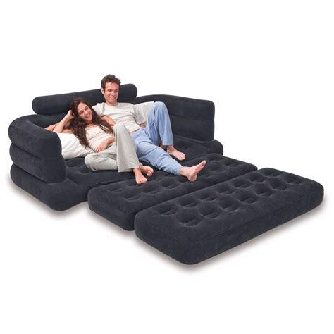 inflatable pull out sofa inflatable couch sofa pull out bed mattress and 50 similar
