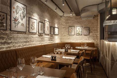 industrial    italian restaurant  london