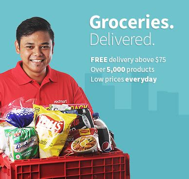 redmart singapore s leading grocery service