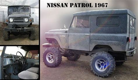 1965 nissan patrol xtremecreations1 1965 nissan patrol specs photos