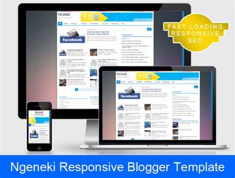 responsive stylesheet template ngeneki responsive template