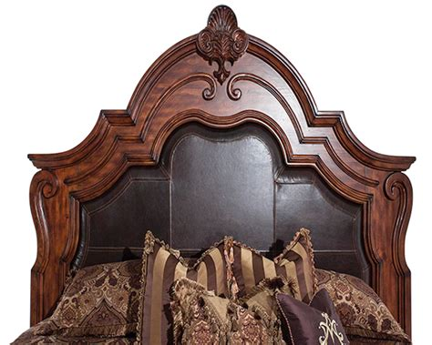 aico tuscano bedroom set aico bedroom set tuscano melange ai 34000 34set