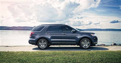2018 explorer release date 2018 ford explorer pictures specs performance release