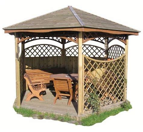 gazebo esagonale in legno gazebo esagonale in legno pe02031 dimensione comunit 224 s