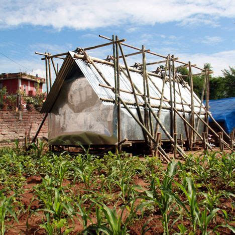 earthquake and structures temporary shelter for nepal earthquake victims by charles