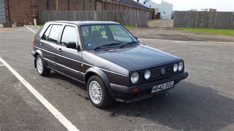 Price Of Golf Automatic by Volkswagen Mk2 Golf 1990 1 6 Driver Automatic Price