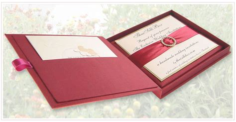 thai silk wedding invitations thailand epr retail news thai silk box the luxury wedding