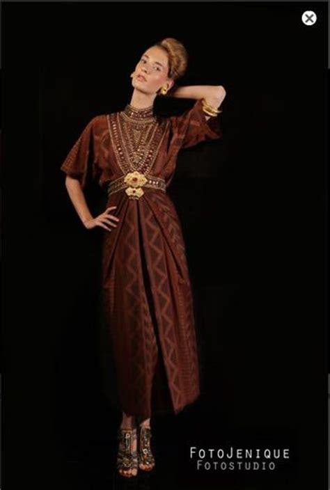 aneka desain dress batik elegant and cool tenun dress love and tenun ikat songket