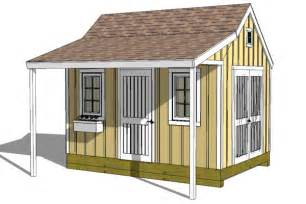 Shed Designs With Porch by Shed Porch Plansshed Plans Shed Plans