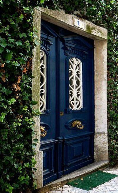 blue exterior door 30 front door ideas and paint colors for exterior wood