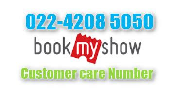 bookmyshow number bookmyshow customer care toll free bookmyshow contact number