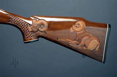 Handmade Gun Stocks - 21 best images about gunstock carving on wood