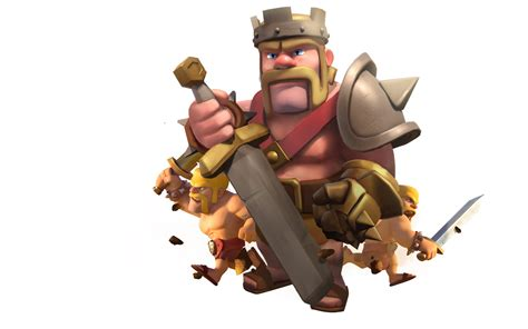 Clash Of Clans King clash of clans barbarian king hd pictures