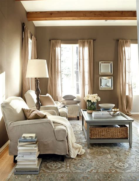 Warm Color Schemes For Living Rooms | 43 cozy and warm color schemes for your living room
