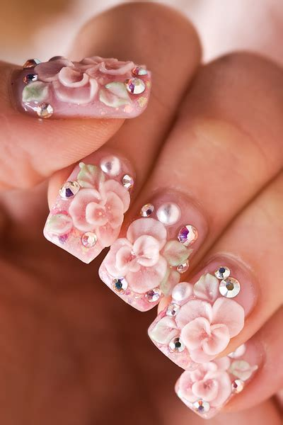 3d Nails by 30 Beautiful 3d Nail Design Ideas Entertainmentmesh